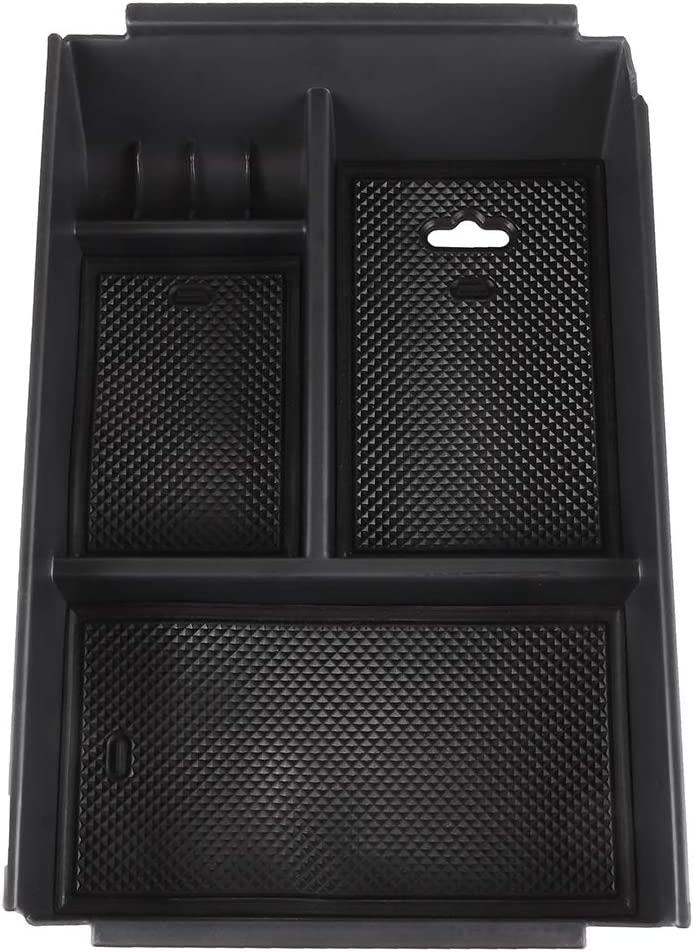 ECCPP Front Center Ranking TOP5 Console Max 72% OFF Organizer for Ford Tray 2009-2014