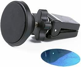 Car Phone Holder, Magnetic Mount Air Vent, Universal Mobile One Smartphone Portable GPS Holder,air Vent Car Mount for iPhone X/8/8Plus/7/7Plus/6s/6Plus/,Galaxy S7/S8/Note8,Google, LG - Black