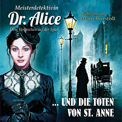 Couverture de Meisterdetektivin Dr. Alice und die Toten von St. Anne