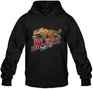 Tavil IUPUI Jaguars 100% Cotton Hoodies for Mens