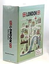 Álbum de fotos em relevo Londres Inglaterra 200 fotos/4x6
