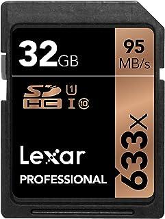 comprar comparacion Lexar Professional - Tarjeta de Memoria 633x SDHC de 32 GB