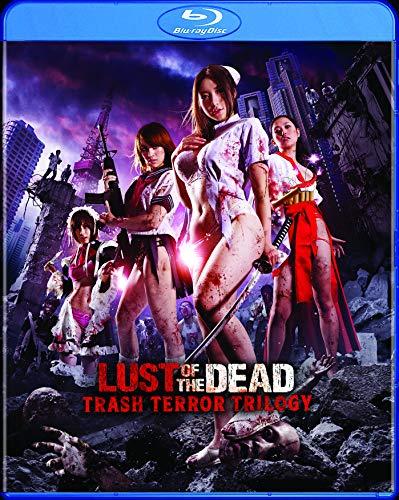 Lust Of The Dead: Trash Terror Trilogy [Blu-ray]
