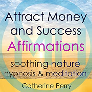Attract Money and Success with Positive Affirmations cover art