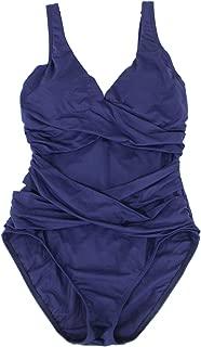 Women's Ruched Swimwear One-Piece