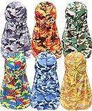 YI HENG MEI Durags for Men Women,Silky Velvet Du-rag for 360 Waves Multipack,Silky Durag 11 hair nets Jan, 2021
