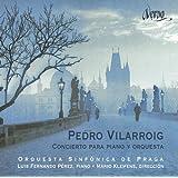 Pedro Vilarroig: Concierto para piano y orquesta