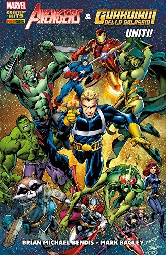 Avengers & Guardiani Della Galassia: Uniti! (Marvel Collection) (Avengers & I Guardiani Della Galassia) (Italian Edition)
