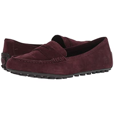 Born Malena (Burgundy Suede) Women