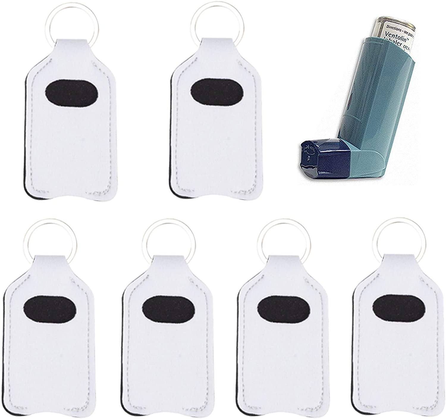 Asthma Inhaler Medicine Travel Case,Inhaler Pouch,Pro air Inhaler Holder,Asthma Inhaler case for Children and Adults Fits Inhaler,Protect Portable Inhalers from Dust and Dirt (Style 2) : Health & Household