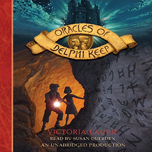 Oracles of Delphi Keep audiobook cover art