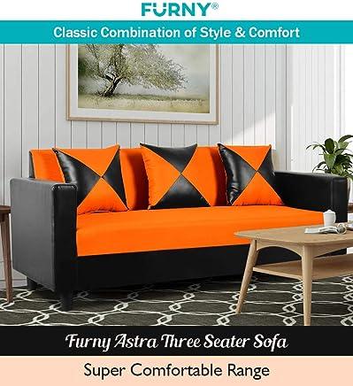 Amazon In Orange Sofa Sets Living Room Furniture Furniture