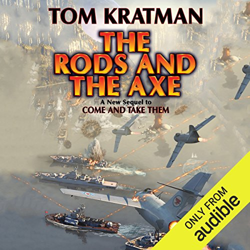 The Rods and the Axe audiobook cover art