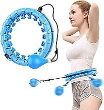 Gewogen intelligente hoola hoepel voor volwassenen beginners zal niet vallen, buik fitness verhogen schoonheid, fitness ge...