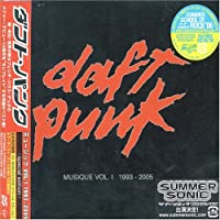 Antholog by Daft Punk (2008-01-13)
