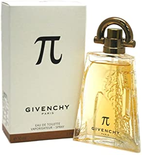Givenchy PI - perfume for men, 50 ml - EDT Spray