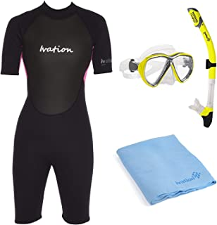 262e940848 Amazon.com: Ivation - Ivation / Diving Suits / Diving & Snorkeling ...