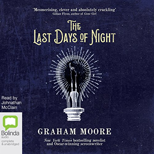 The Last Days of Night cover art