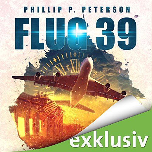Flug 39 audiobook cover art