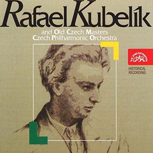 Ladislav Vachulka, Rafael Kubelík, Czech Philharmonic