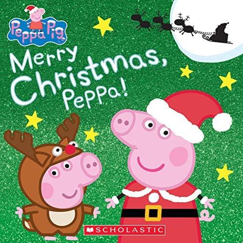 Merry Christmas Peppa Peppa Pig 8x8 product image