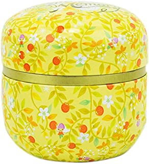 Cover Capsules Flower Tea Can Food Sundries Candy Storage Tank Tinplate Biscuits Tin Box Storage Box Home Decoration,Transparent