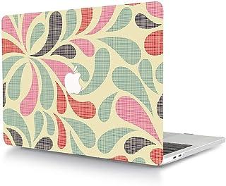 AJYX - Funda rígida de plástico solo compatible con la versión antigua MacBook Pro de 13 pulgadas (modelo: A1278, con CD-R...