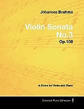 Mejor Brahms Sonata No 3 de 2020 - Mejor valorados y revisados