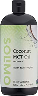 Amazon Brand - Solimo MCT Oil 32oz