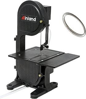 Inland Craft DB-100 Diamond Band Saw | Portable Tabletop Saw | Includes Diamond Band Saw Blade