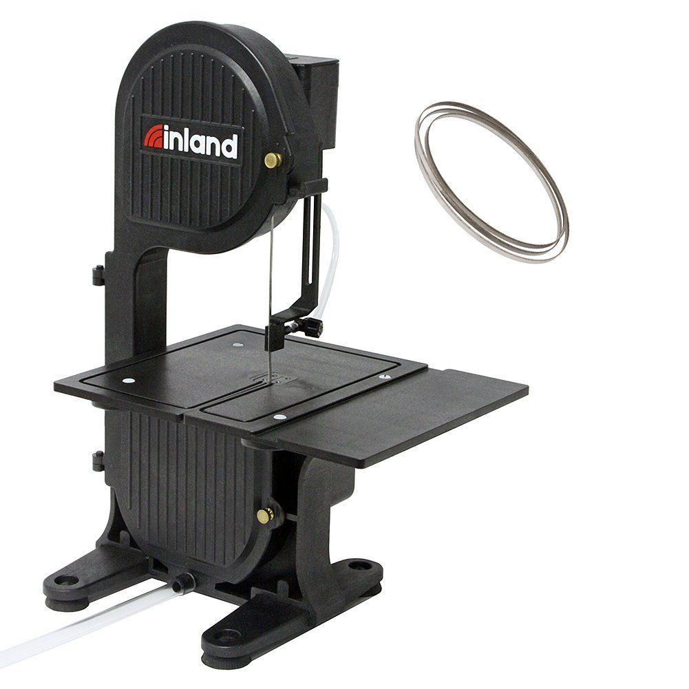Inland 2021 new Craft DB-100 Tabletop Band Wet St Machine Manufacturer OFFicial shop Saw Glass
