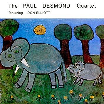 Paul Desmond Quartet Featuring Don Elliott