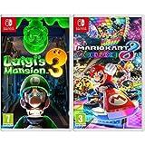 Nintendo Luigi's Mansion 3, Edición: Estándar Switch + Mario Kart 8 Deluxe