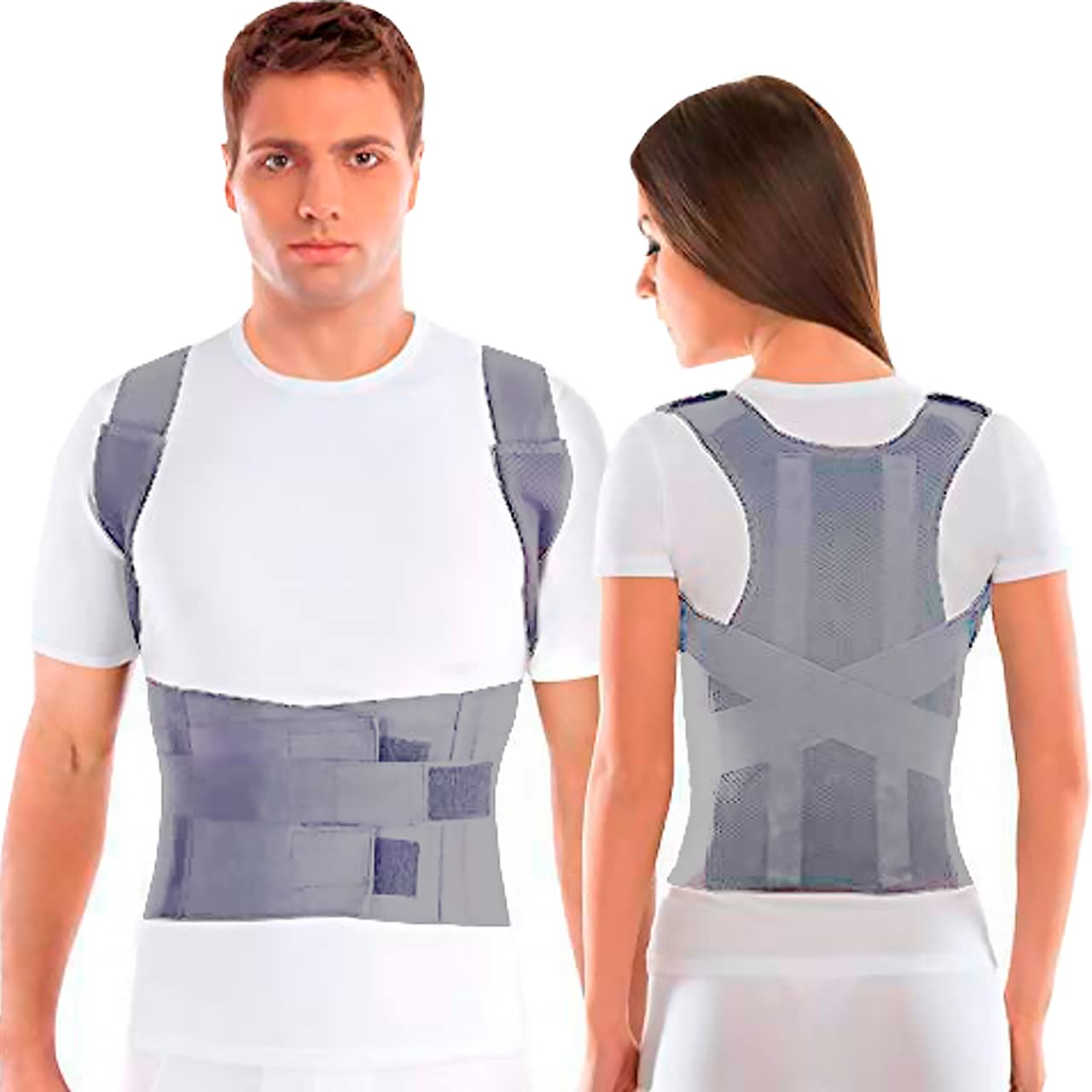 Posture Corrector Shoulder Max 41% OFF Support Fully Brace Adjustable Back Sales of SALE items from new works