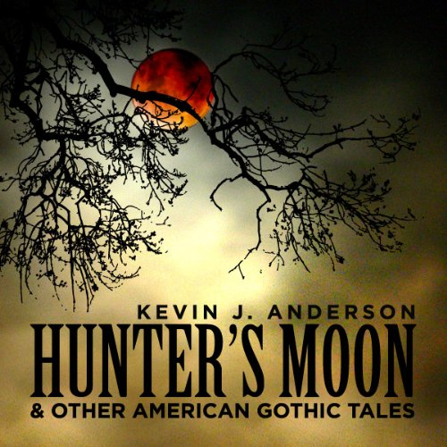 Couverture de Hunter's Moon and Other American Gothic Tales