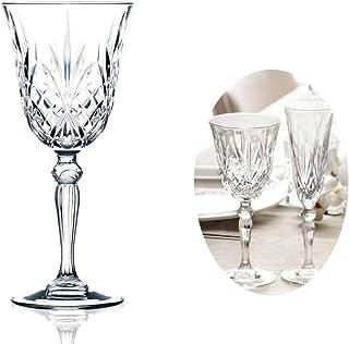 RCR Melodia Goblet, CL 27, Water Glass, Transparent, 9x 9x 20cm