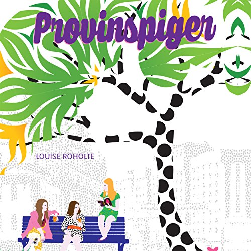 Provinspiger audiobook cover art