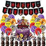 Heidaman Five Nights At Freddy's Birthday Party...