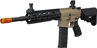 Tippmann Tactical Commando AEG Carbine 14.5in Airsoft Rifle Tan