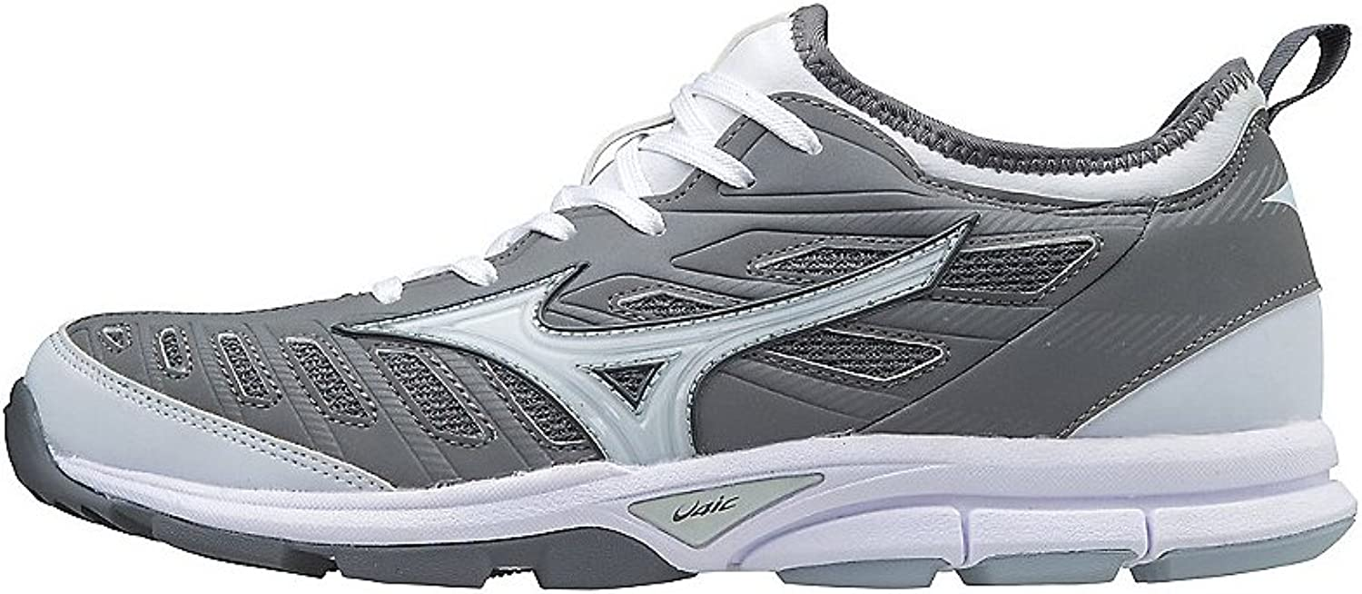 Mizuno Players Trainer 2 Pour des hommes Turf chaussures Baseball Taille 10.5