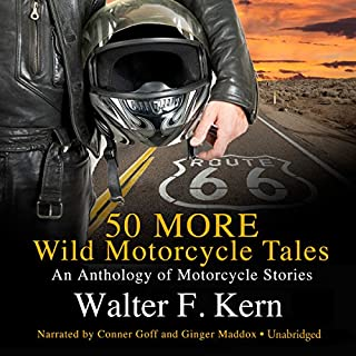 50 MORE Wild Motorcycle Tales cover art