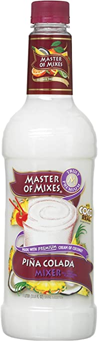 Master of Mixes Pina Colada Mixer, 1 l