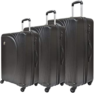 Track Hardside spinner luggage Set of 3 pieces with TSA Lock