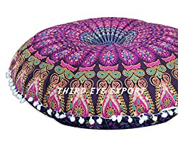 Meditation cushion seating third eye buy The Mindful Magazine