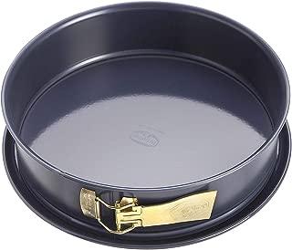 Kuchenform mit 2 B/öden Farbe: creme//anthrazit Dr Menge: 1 St/ück Oetker Springform mit Flach- und Rohrboden /Ø 26 cm BACK-TREND Stahl-Backform mit keramisch verst/ärkter Antihaft-Beschichtung