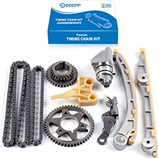 ECCPP Timing Chain Kit fits for 1995-2005 Buick Century 3.1L V6 GAS OHV