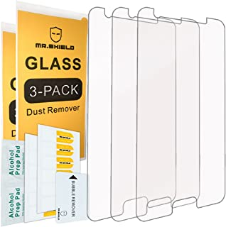 [3-Pack]- Mr.Shield for Samsung (Galaxy J3 Star) [Tempered Glass] Screen Protector with Lifetime Replacement