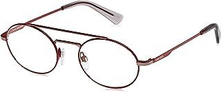 نظارات شمسية للرجال من ديزل DL028968A51 احمر/ رمادي داكن