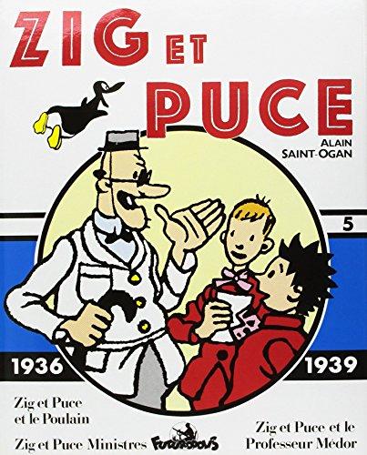 Zig et Puce, tome 5 : 1936-1939
