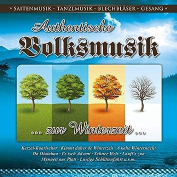 Authentische Volksmusik zur Winterzeit